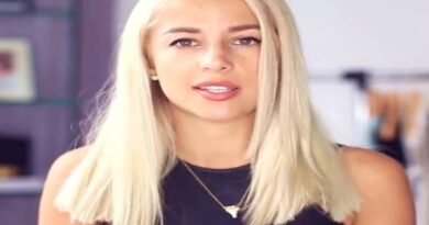 Evelina Barry – Height, Weight, Bio, Wiki, Age, Photo, full biography, 2021