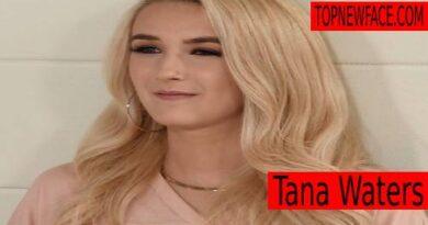 Tana Waters – age, bio, wiki, boyfriend, height, Wikipedia